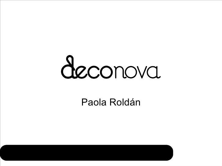Paola Rold án