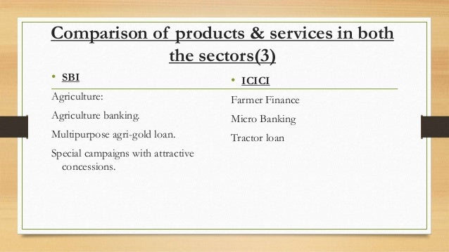 comparison of public and private banks A comparative study of loan performance, npa and  in order to test whether the differential in performance between public and private banks was driven by political.