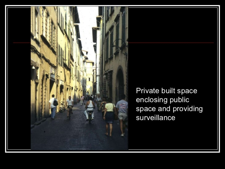 Private And Public Space Joe Holyoak