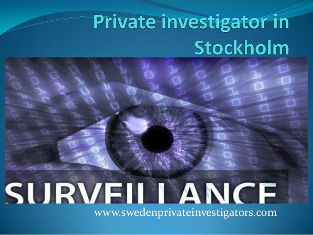 www.swedenprivateinvestigators.com