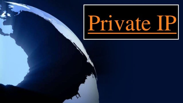 Private IP