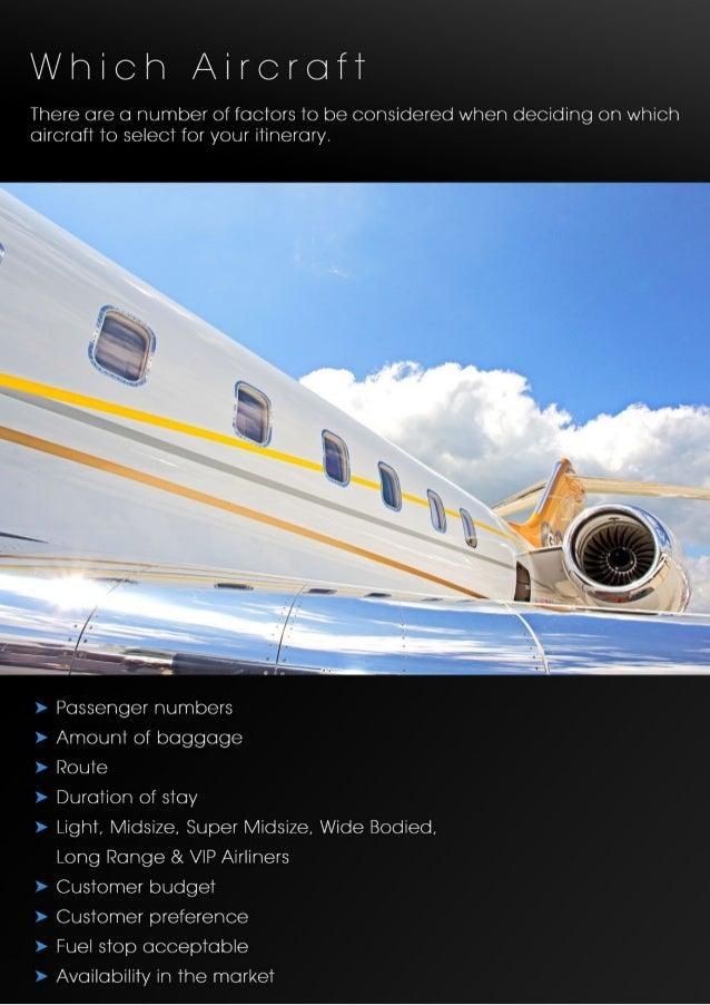 Private Jet Charter 2015 Brochure