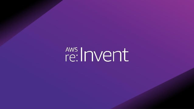 © 2018, Amazon Web Services, Inc. or its affiliates. All rights reserved. Laura Caicedo Partner Solutions Architect AWS G ...