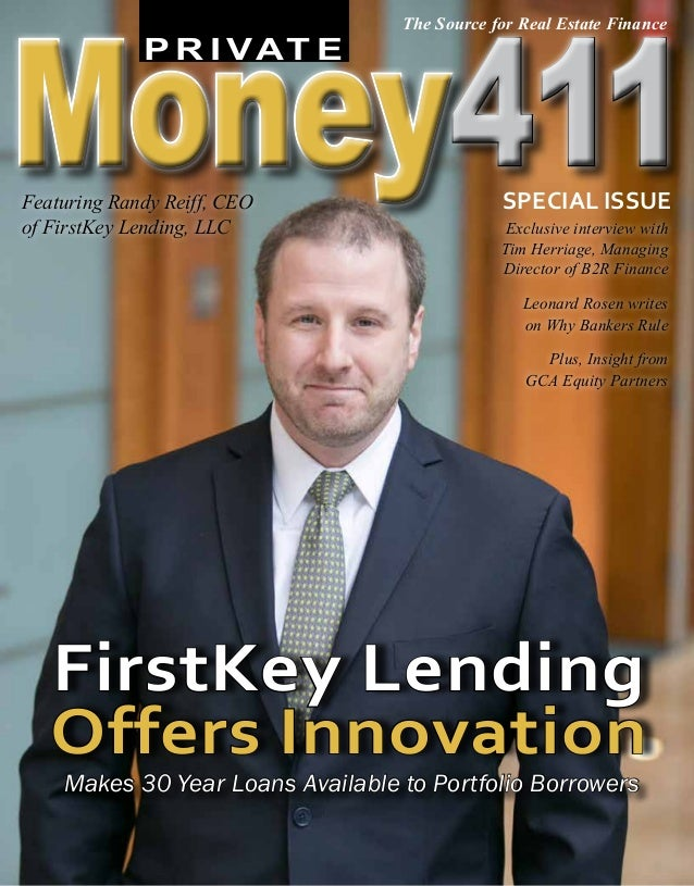 Private Money411 - The Source for Real Estate Finance by Realty411