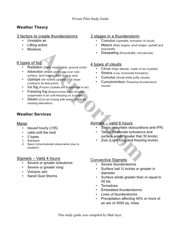 private pilot study guide rh slideshare net private pilot faa practical test study guide pdf private pilot faa practical test study guide pdf