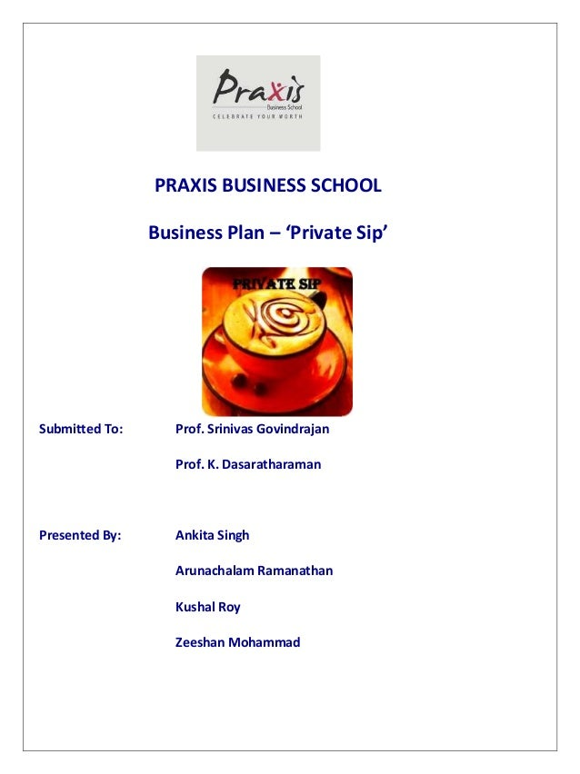 business plan for your private school