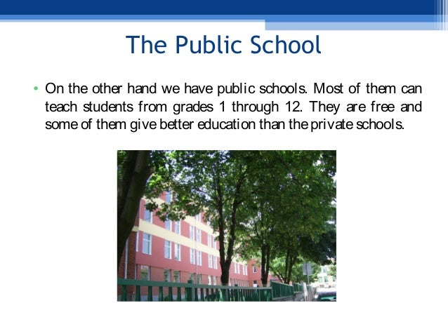 public school vs private school In the world of school choice, there are public, private, and charters how do you decide which type of school is right for your child.