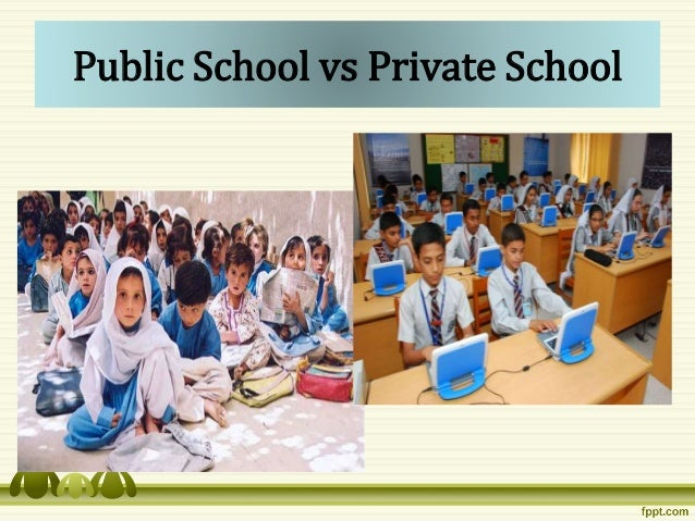 public versus private education I realize the private vs public school quandary has been hashed over many times but i  the essential question is whether the cost of private school education.