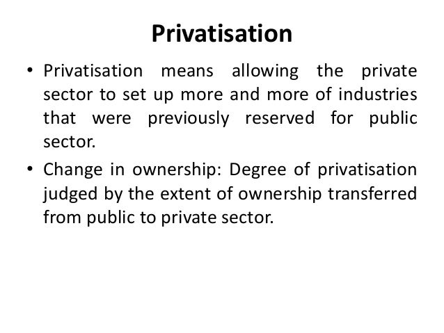 disadvantages of privatization in insurance sector Find it @ ppp irc public-private-partnership in government objectives: benefits and risks of governments are increasingly turning to the private sector.