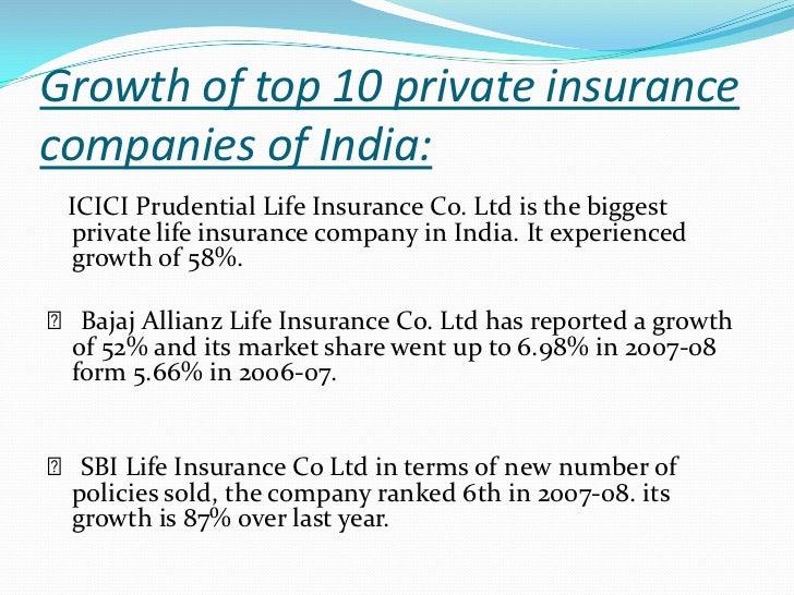 Privatisation Of Insurance