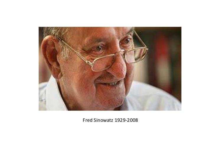 Fred Sinowatz 1929-2008<br />