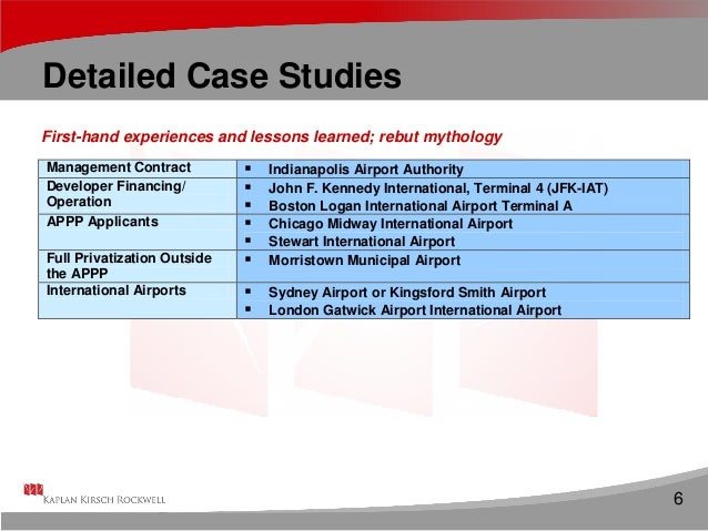 Airport Privatisation Case Solution And Analysis, HBR Case ...