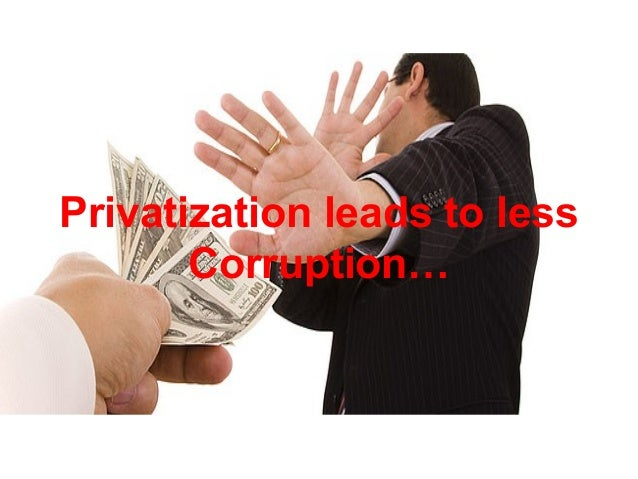 privatisation debate