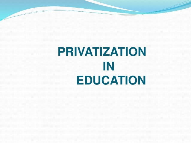 privatization pros and cons