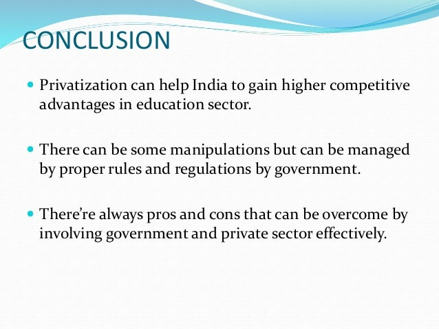 Globalization, Liberalisation and Privatisation in India (1916 Words)