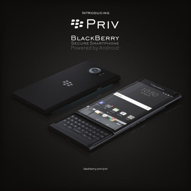 Introducing blackberry.com/priv