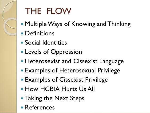 Difference between cisgender and heterosexual relations