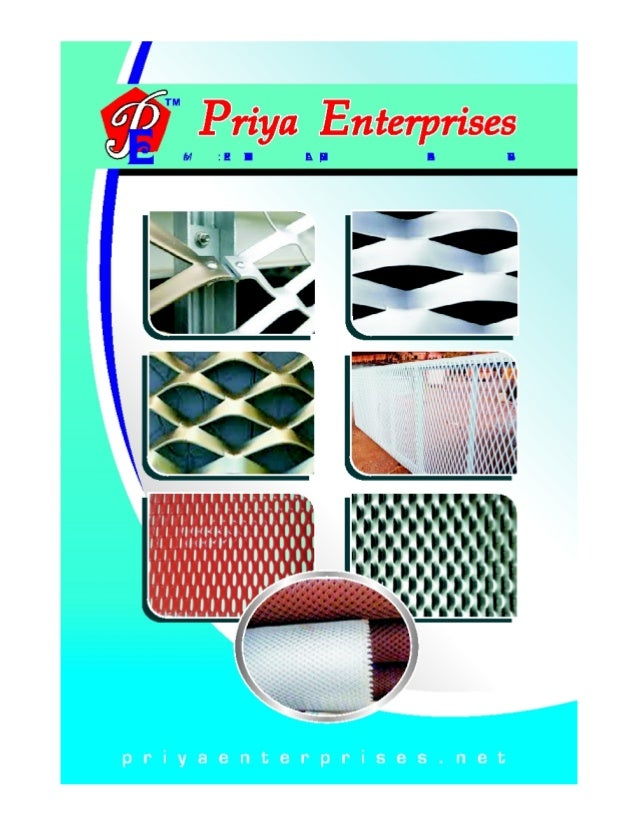 Priya Enterprises, Thane, Expanded Metal Gratings