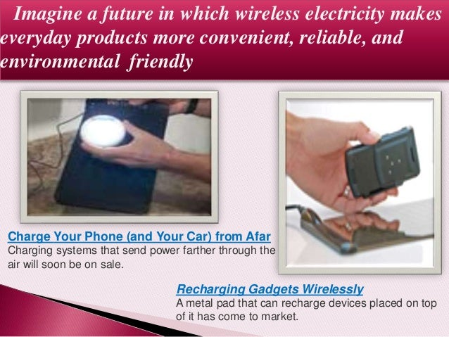 wireless energy transmission