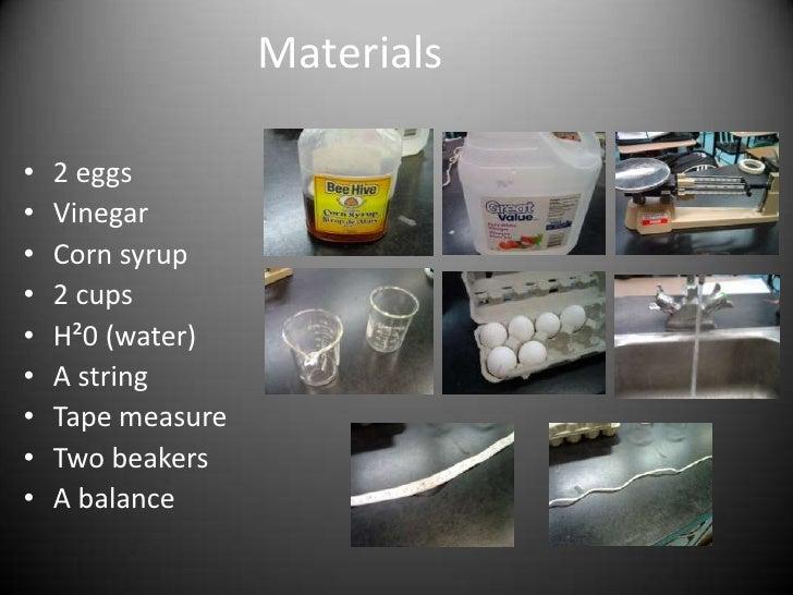 Priyak egg osmosis experiment