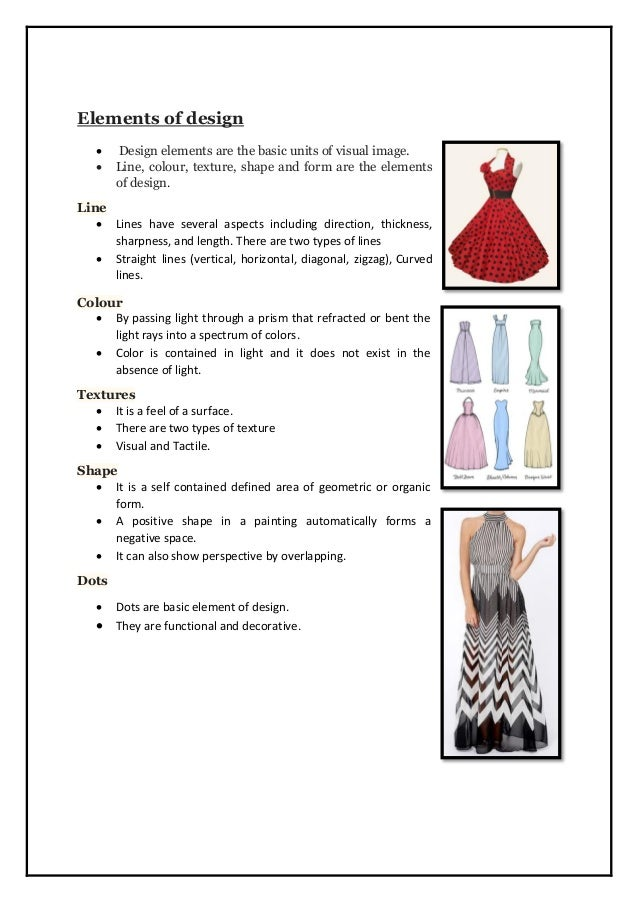Elements Of Design In Clothing : Priyanka lalwani diploma fashion project