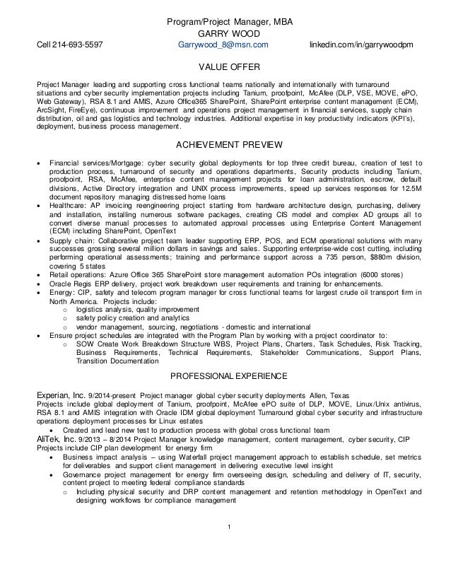 cyber security resume template 7 cyber security analyst