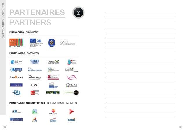 PARTNERS  PARTENAIRES  PARTENAIRES PARTNERS  FINANCEURS FINANCERS  Le laboratoire PRL est co-financé  par l'Union Européen...