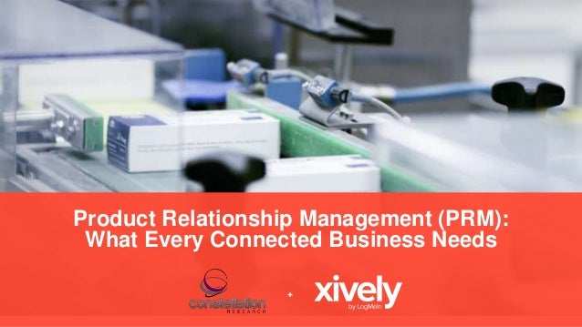 Product Relationship Management (PRM): What Every Connected Business Needs +