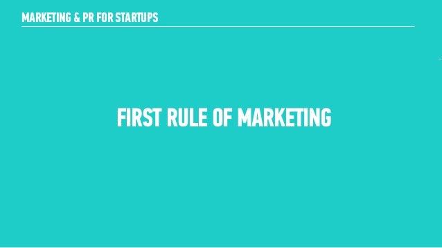 Marketing + PR for Startups: for General Assembly London October 2014 Slide 4