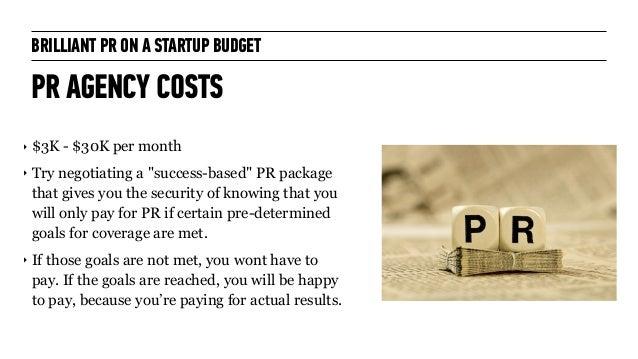 Marketing + PR for Startups: for General Assembly London October 2014 Slide 42