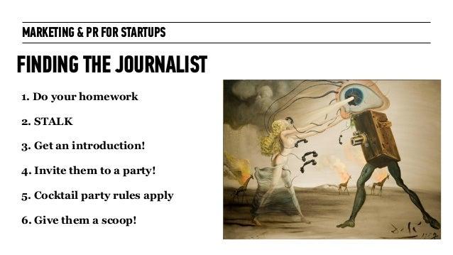 Marketing + PR for Startups: for General Assembly London October 2014 Slide 47