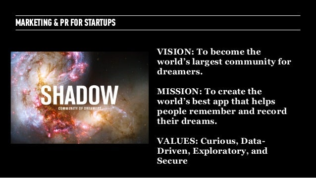 Marketing + PR for Startups: for General Assembly London October 2014 Slide 7