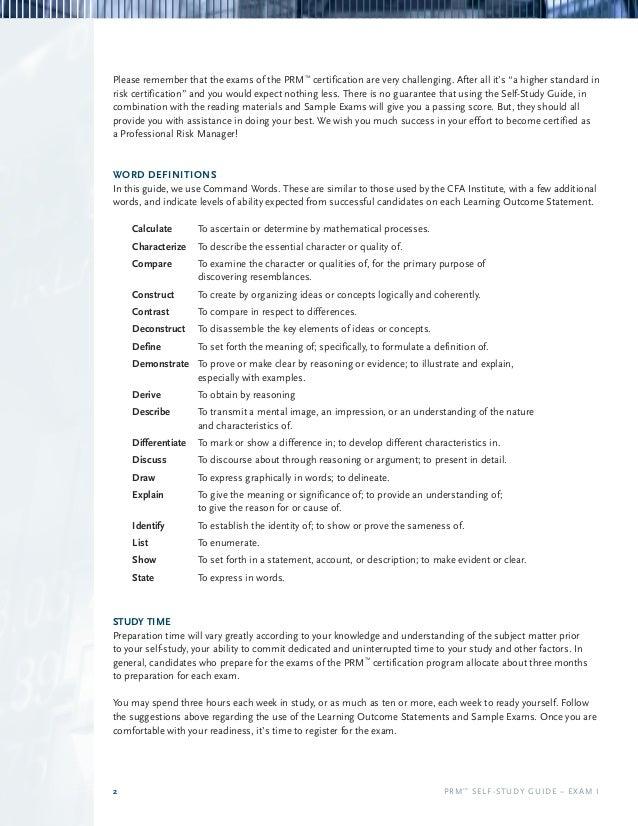 prm exam 1 rh slideshare net Nce Exam Study Guide Study Guide Exam Outlines