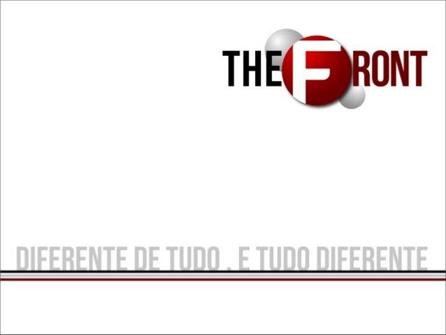 CASE - fetransrio 2012 CASE: fetransrio 2012 TIPO: feira bienal de ônibus CLIENTE: mercedes-benz THE FRONT