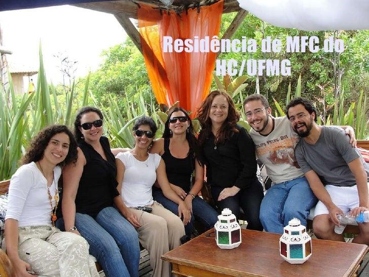 Encontro das Residências - PRM HC UFMG