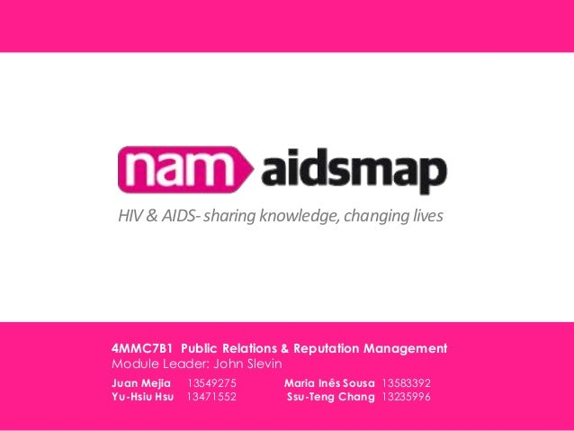 Nam uk hiv dating