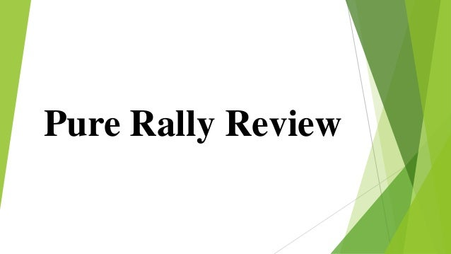 Pure Rally Review