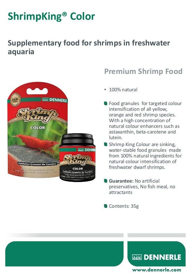 Shrimp King Color by Shrimp King