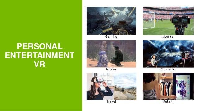 Nvidia Pro Vr Day 2017 基調講演