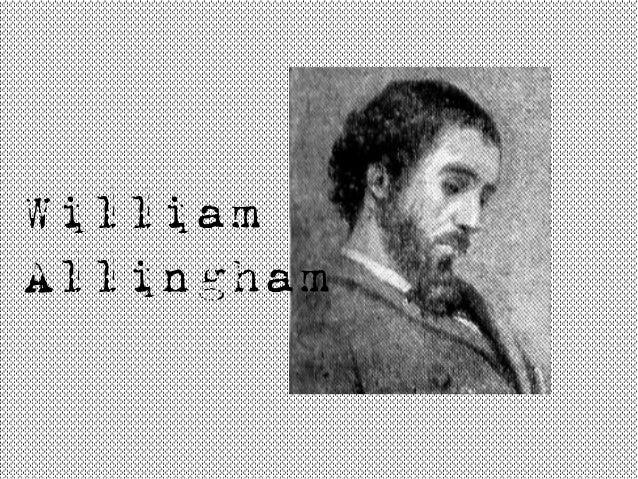 WilliamAllingham