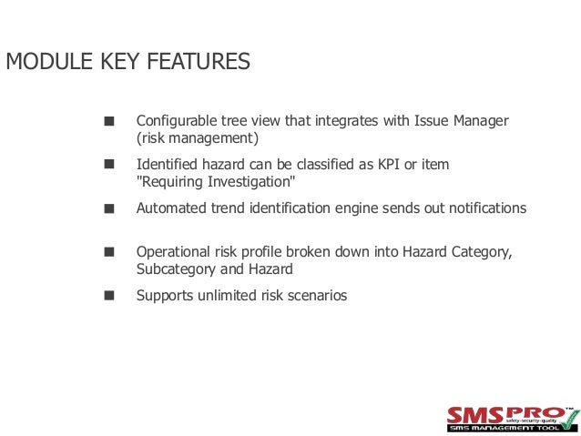 an analysis of the safety management system sms in the canadian aviation industry Aviation safety + security program  data for aviation safety management  system safety analysis of engineered systems must often deal with the.