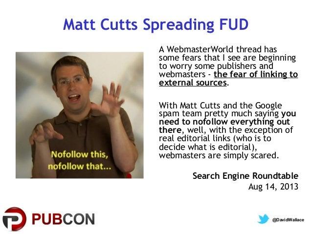 Proactive Link Campaign Tactics - PubCon Vegas 2013 Slide 3
