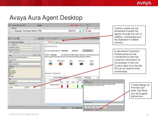 Expand Outreach - Avaya Proactive Outreach Manager by Nitin