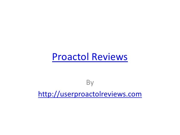 Proactol Reviews              Byhttp://userproactolreviews.com