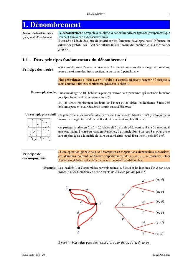 Probabilites[www.learneconomie.blogspot.com] Slide 3