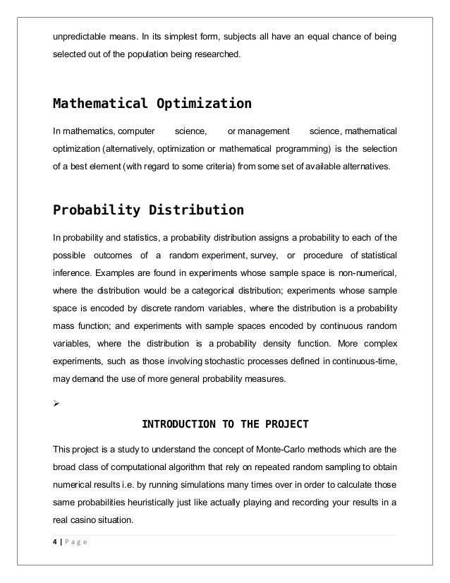 probability and random processes project based learning templatepdf