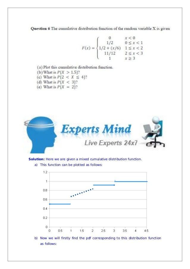 Statistics assignment help