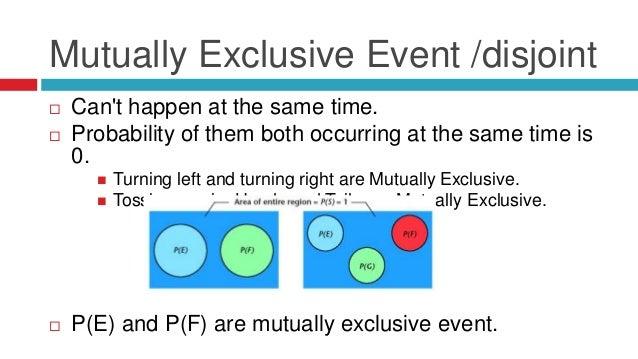 Venn Diagram Mutually Exclusive Vs Independent Vatoz