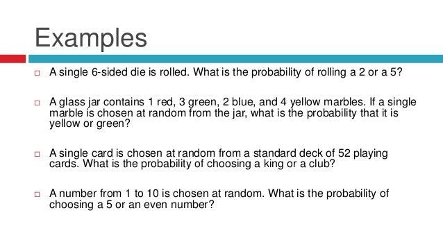 Probability Basics And Bayes Theorem