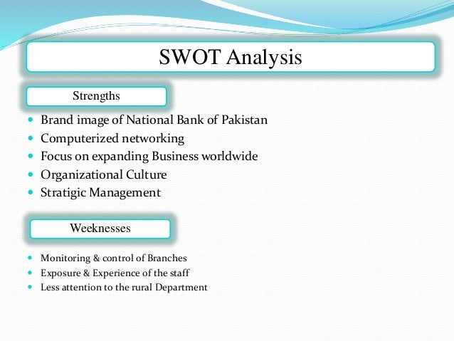 organizational culture banking industry in pakistan Tqm paradigm in banking industry  whereby the bottom levels on the companies organizational charts tell top  rapidcompute launches pakistan's first.